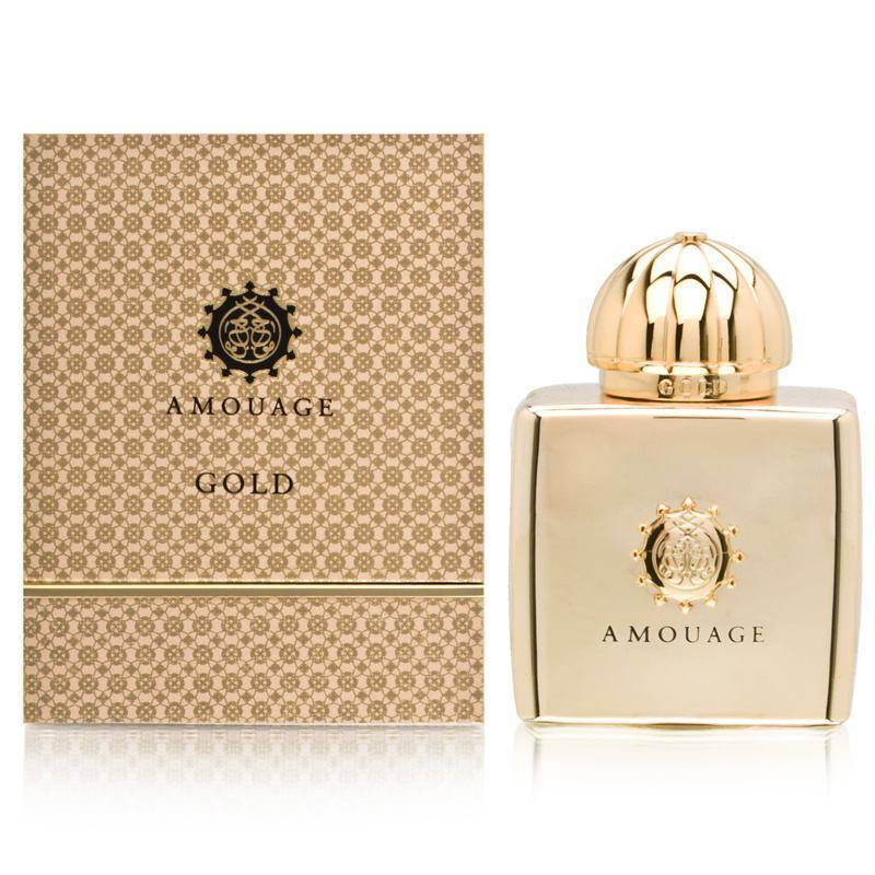 Gold Amouage Woman