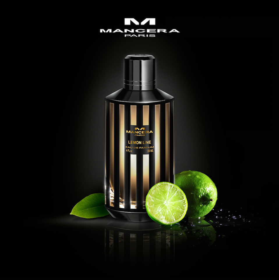 Lemon perfume