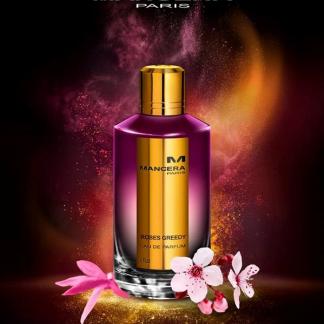 Roses greedy perfume