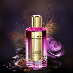 Roses and chocolate perfume