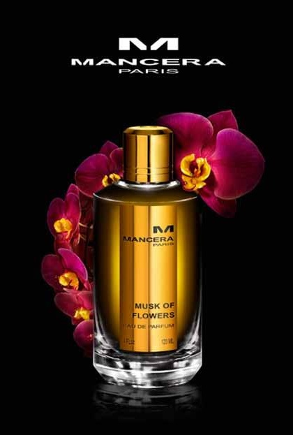 Musk perfume of mancera Paris