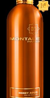 Honey woody perfume