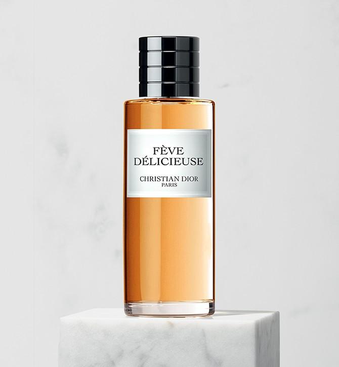 Christian Dior la Collection Privè feve deliciues