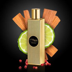 noble wood St dupont perfume
