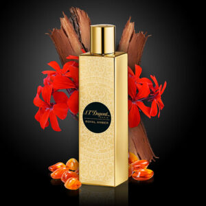 Royal amber perfume st dupont