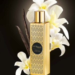 vanilla leather perfume