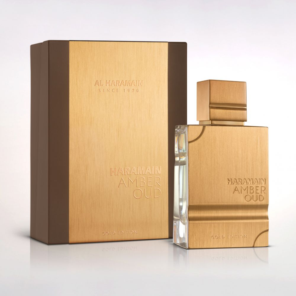 Amber oud gold edition