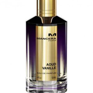 Mancera Vanille Aoud perfume