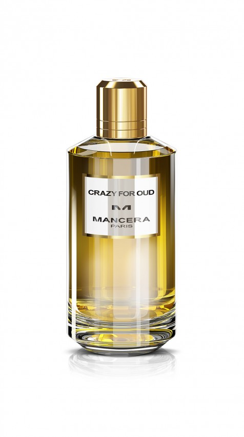 Crazy for Oud 120ml - Mancera
