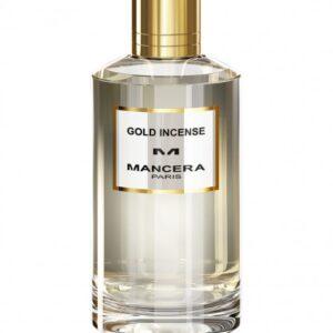 Gold Incense perfume by Mancera