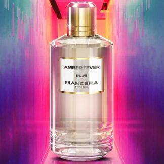 amber-fever 120ml edp- Mancera