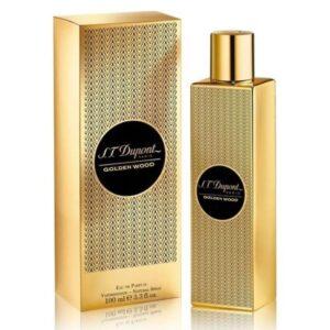 St dupont perfumes Golden wood perfume